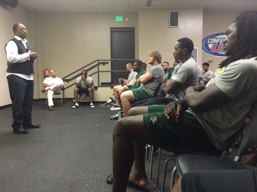 University of Alabama at Birmingham Football team
